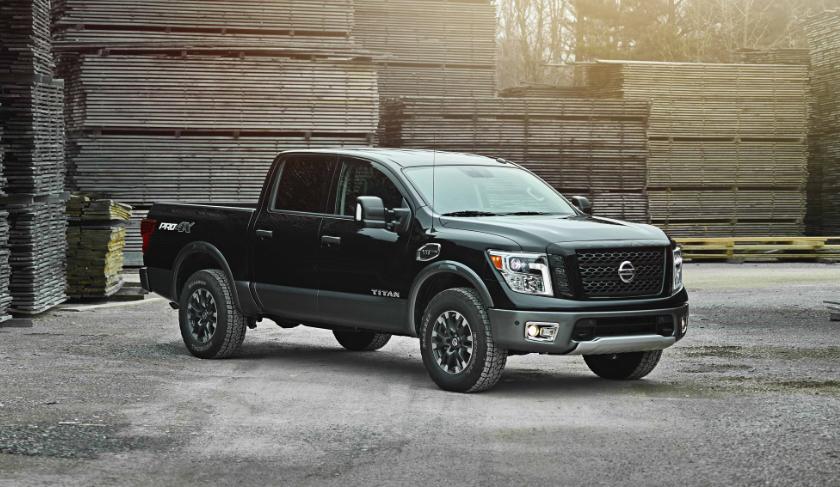 2019 Nissan Titan Truck news