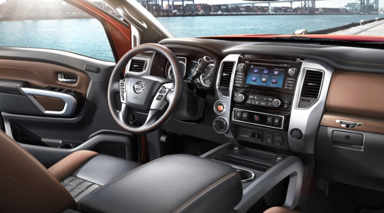 2019 Nissan Titan V6 news