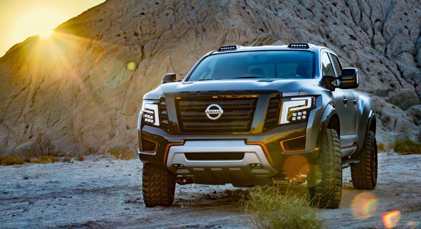 2019 Nissan Titan Warrior news