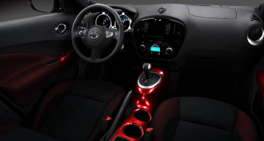Nissan Juke 2019 Mexico design
