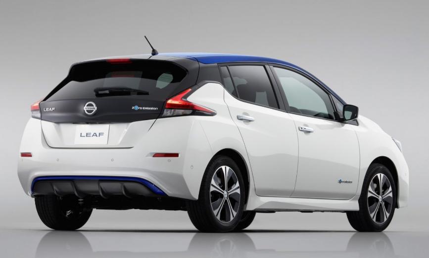 Nissan Leaf 2019 Prix news