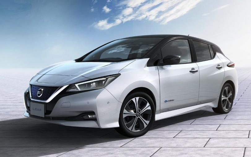 Nissan Leaf 2019 redesign