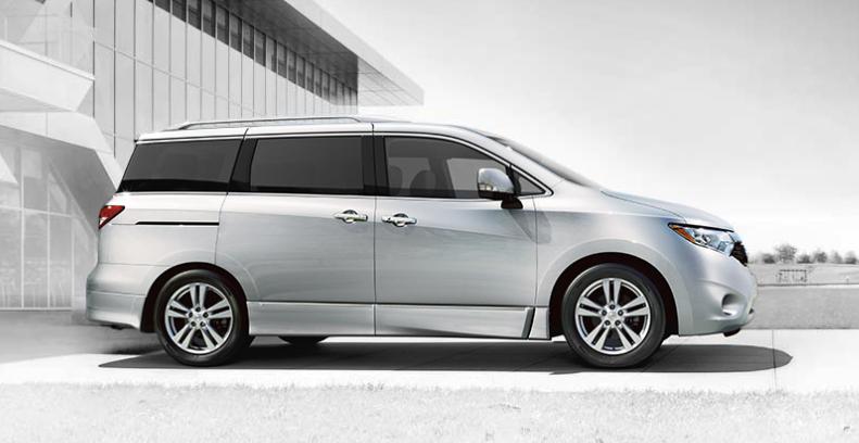 2020 Nissan Quest Minivan