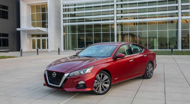 2019 Nissan Altima 0-60 news