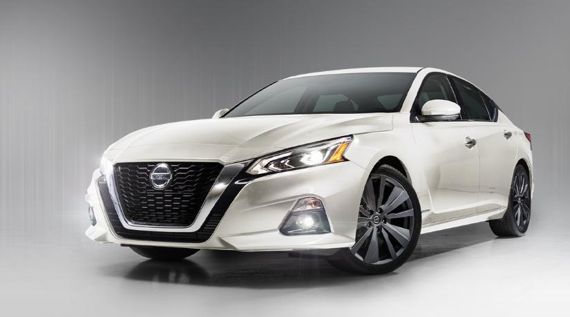 2019 Nissan Altima 3.5 SL redesign