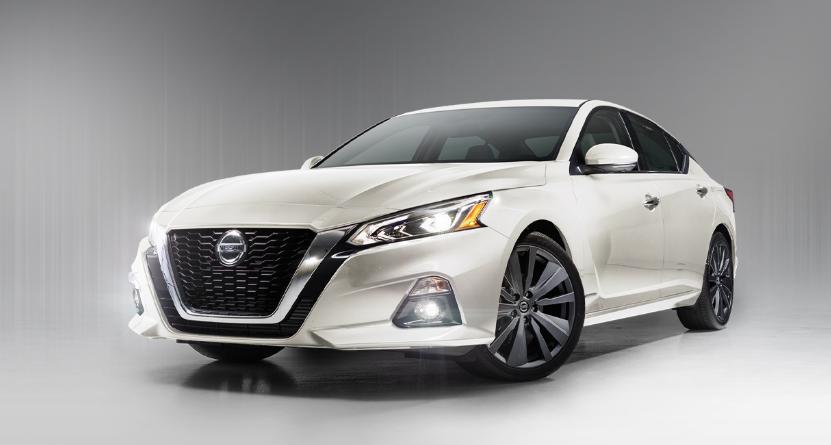 2019 Nissan Altima AWD redesign