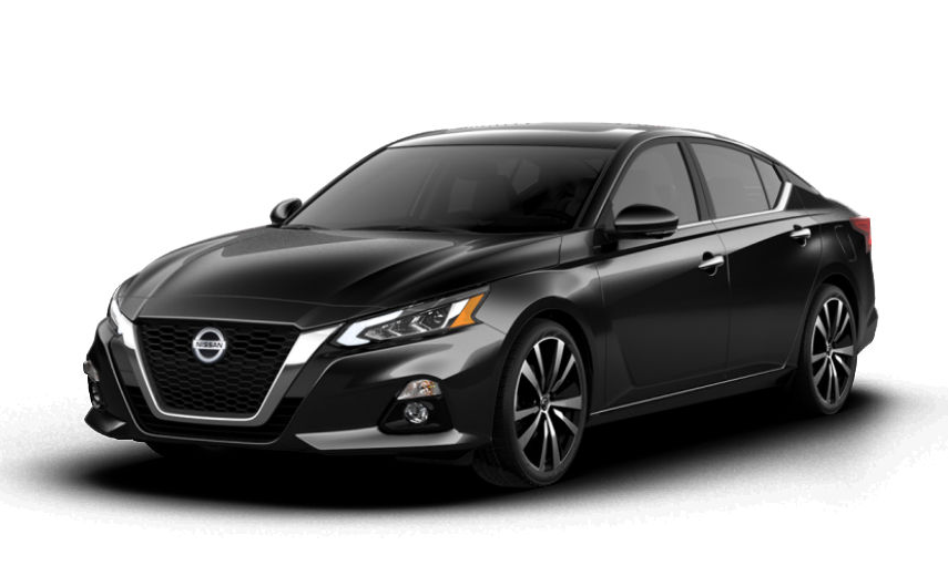 2019 Nissan Altima Black design