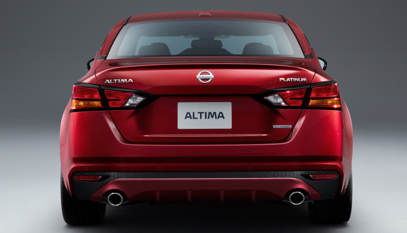 2019 Nissan Altima Edition One release date
