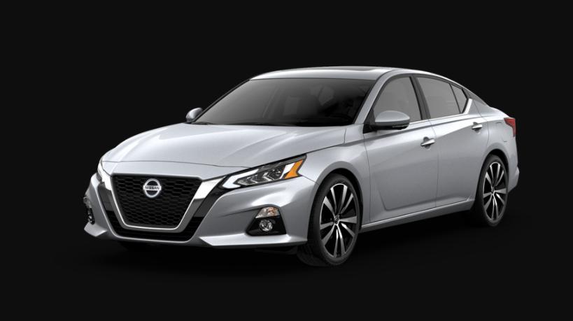 2019 Nissan Altima ProPILOT redesign