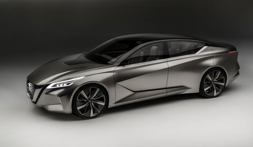 2019 Nissan Altima Rendering redesign