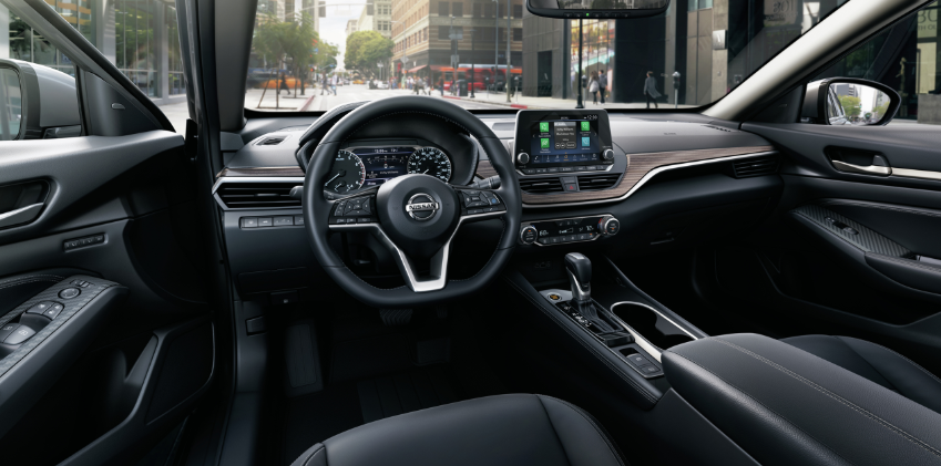 2019 Nissan Altima SL design