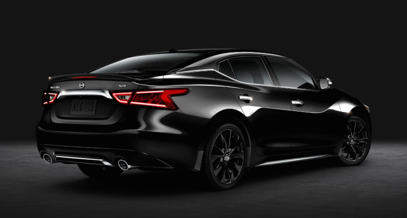 2020 Nissan Altima Black