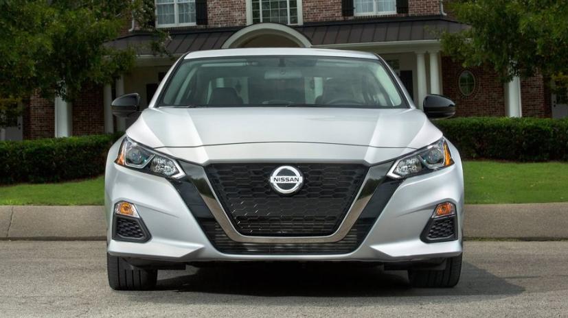 2019 Nissan Altima SR VC-Turbo release date