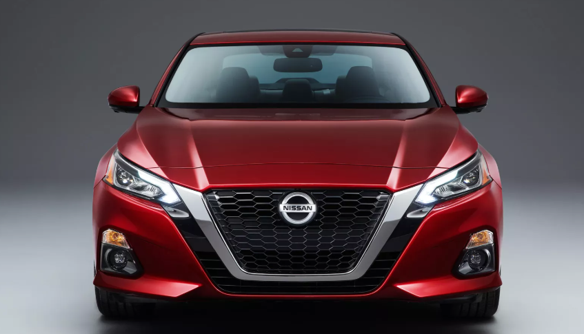 2019 Nissan Altima VC Turbo design