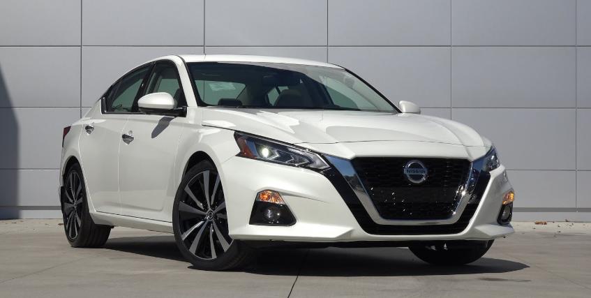 2019 Nissan Altima VC-Turbo design