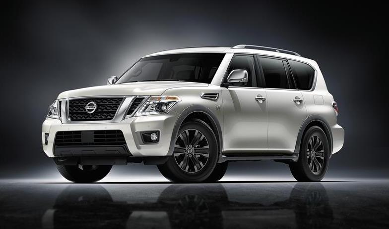 2019 Nissan Armada Diesel release date