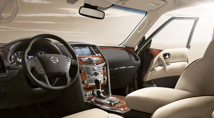 2019 Nissan Armada Platinum release date