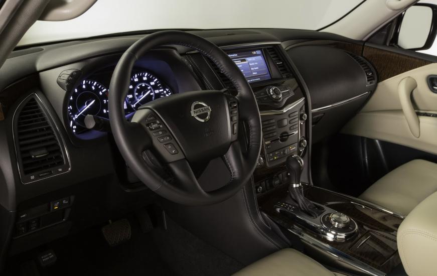 2019 Nissan Armada MPG release date