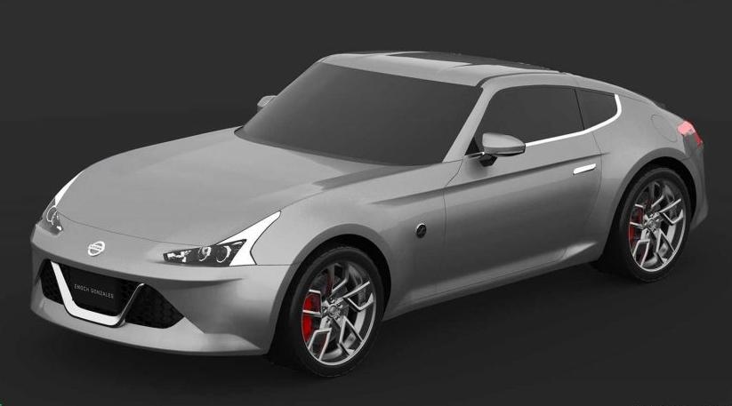2019 Nissan Z35 redesign
