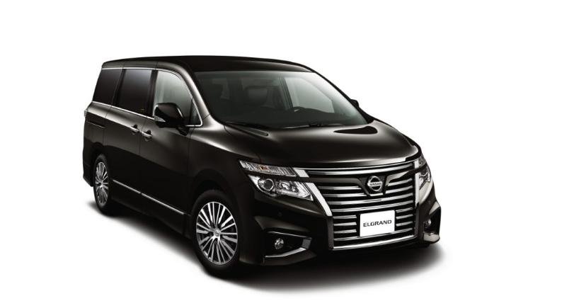 New Nissan Elgrand 2019 concept