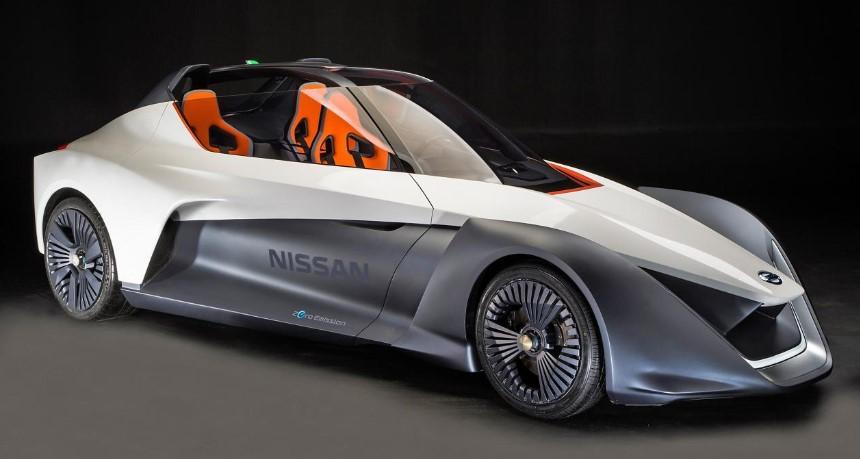 Nissan BladeGlider 2019