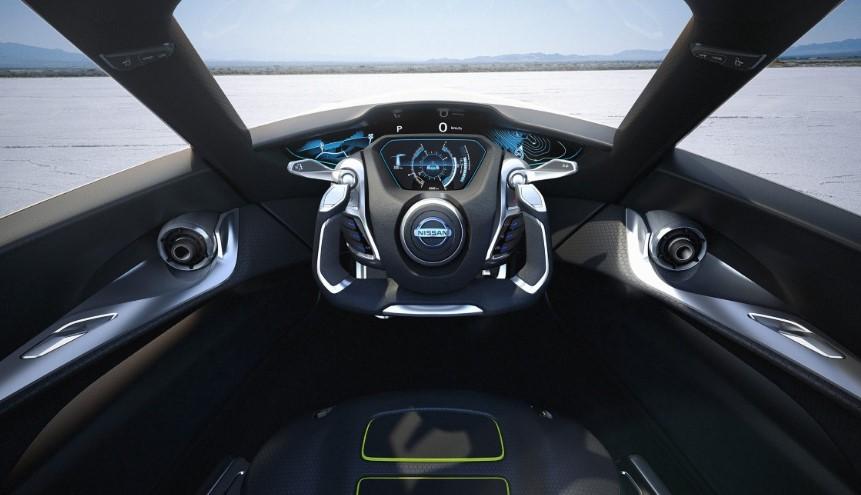 Nissan BladeGlider 2019 interior