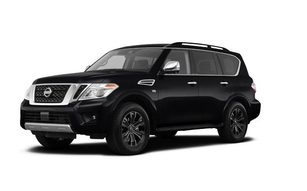 2019 Nissan Armada MSRP changes