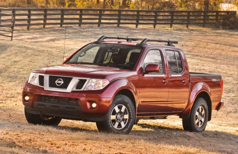 2019 Nissan Frontier Canada release date