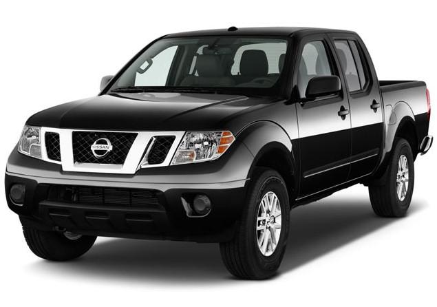 2020 Nissan Frontier SL