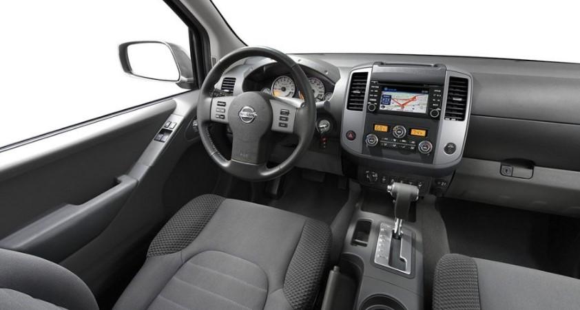 2019 Nissan Frontier Crew Cab redesign