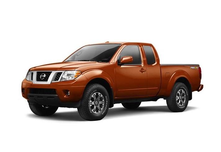 2019 Nissan Frontier Desert Runner redesign