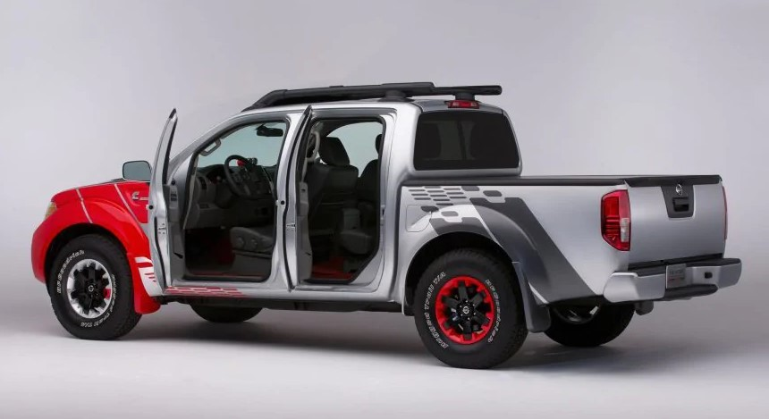2020 Nissan Frontier Diesel Runner