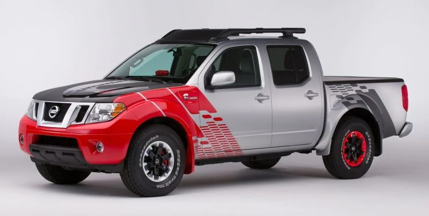 2019 Nissan Frontier Diesel redesign