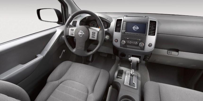 2019 Nissan Frontier Pickup release date
