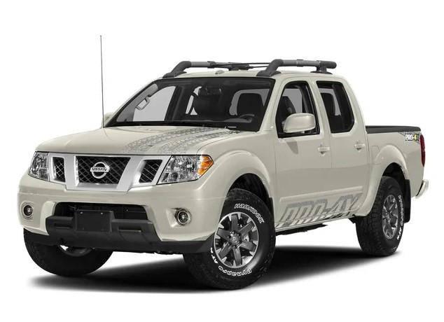 2019 Nissan Frontier Pro 4X changes