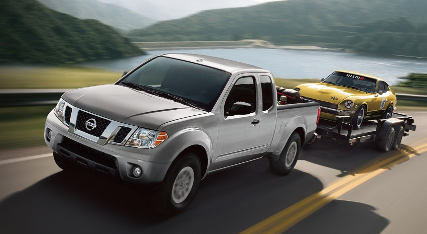 2019 Nissan Frontier Towing Capacity release date