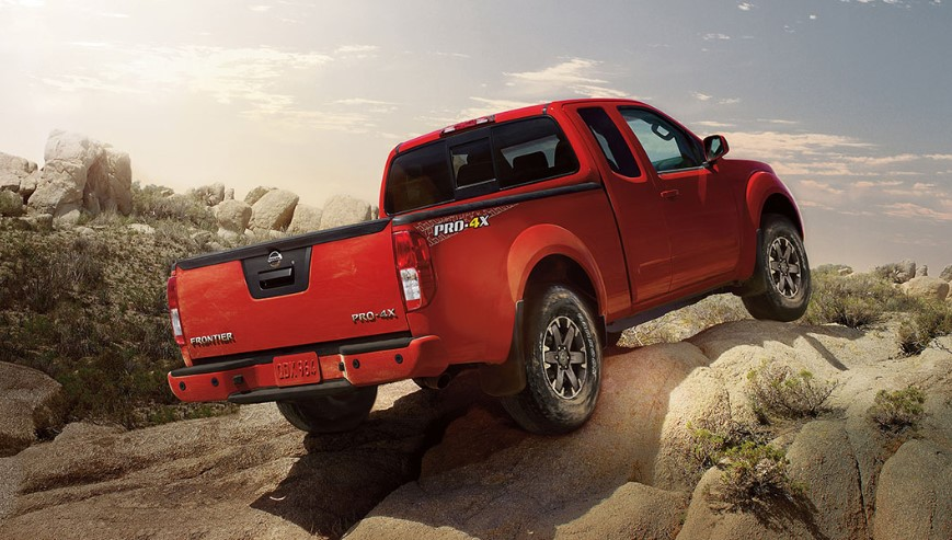 2019 Nissan Frontier USA release date