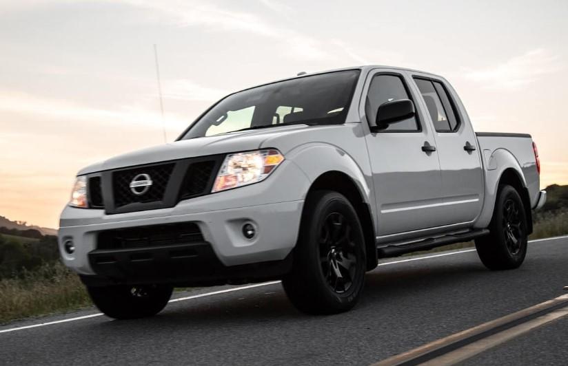 2019 Nissan Frontier S redesign