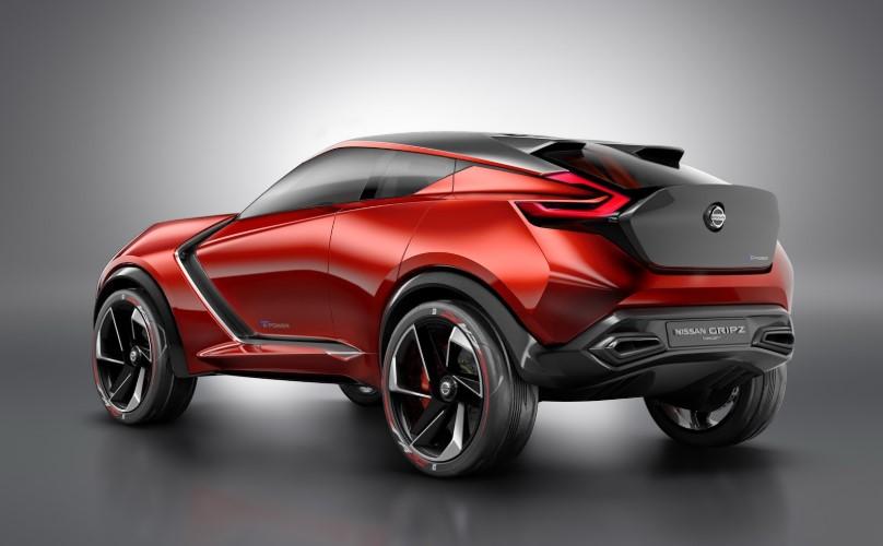 2019 Nissan Gripz redesign