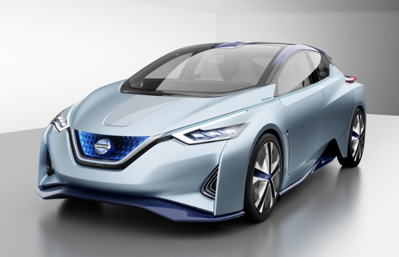 2019 Nissan IDS changes