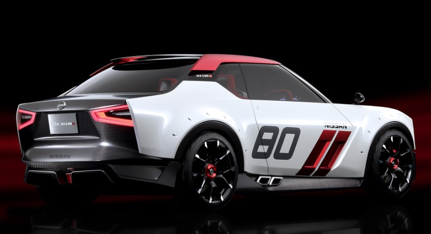 2019 Nissan IDX Nismo changes