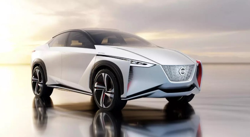 2019 Nissan IMX Autonomous Electric redesign