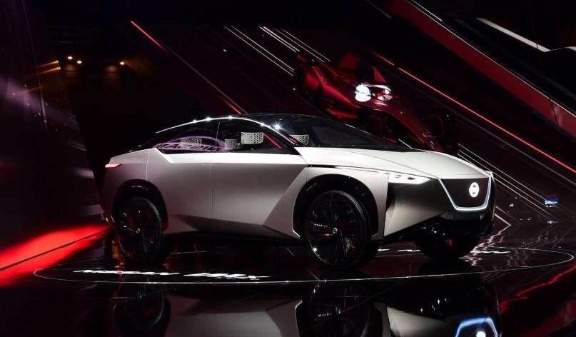 2019 Nissan IMX Kuro