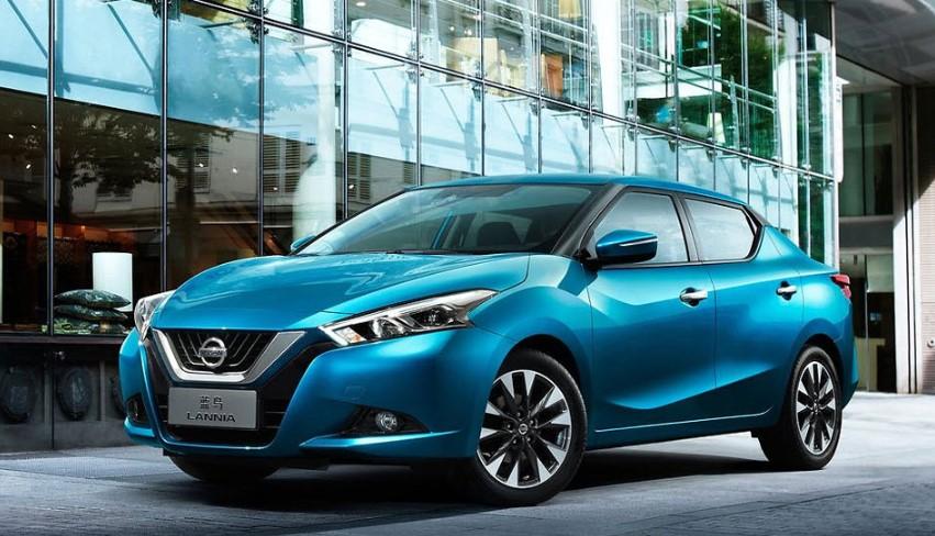 2019 Nissan Lannia Sedan changes