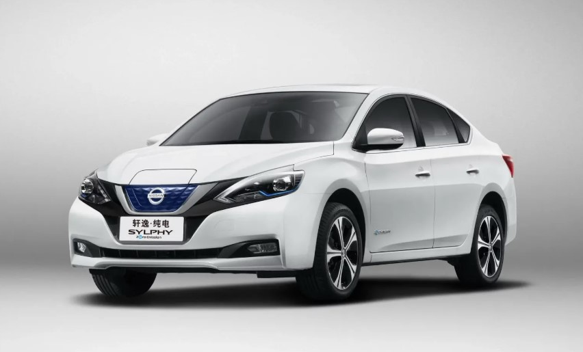 2019 Nissan Sylphy EV changes