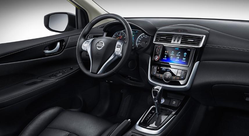 2019 Nissan Tiida changes
