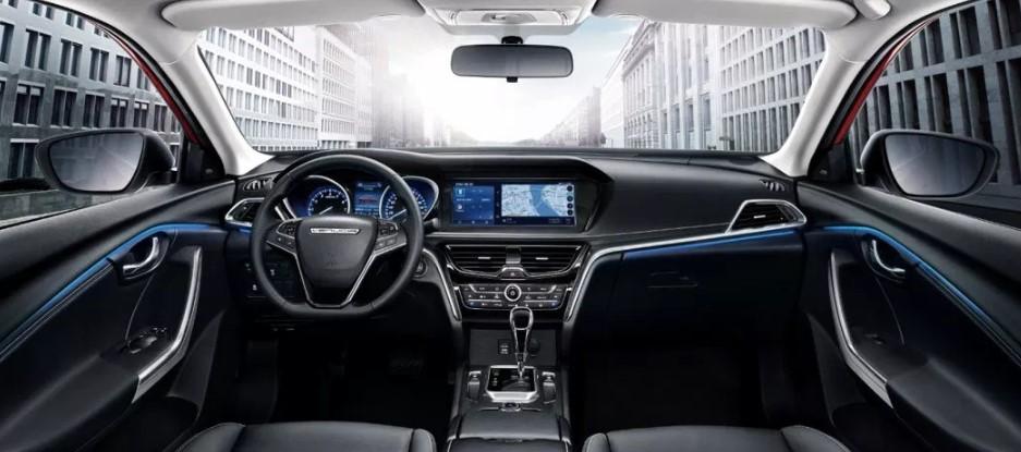 2019 Nissan Venucia X redesign