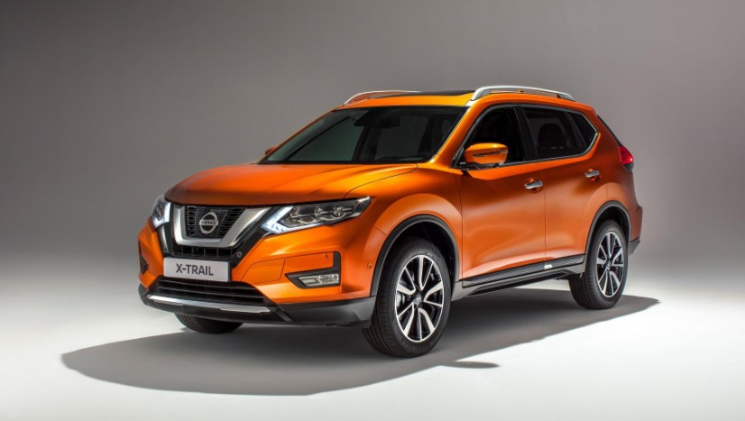 2019 Nissan X-Trail concept