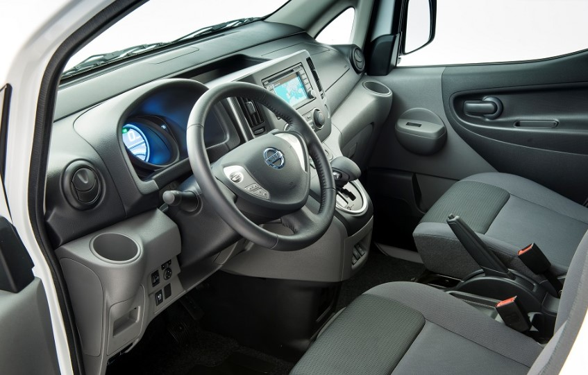 2019 Nissan e-NV200 Electric Van release date