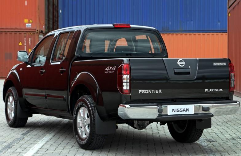 Nissan Frontier Platinum 2019 release date